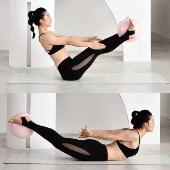 Avessa Pilates Fitness Aerobik Exersiz Topu 25-20cm Pilates Yoga Jimnastik Aerobik Topu