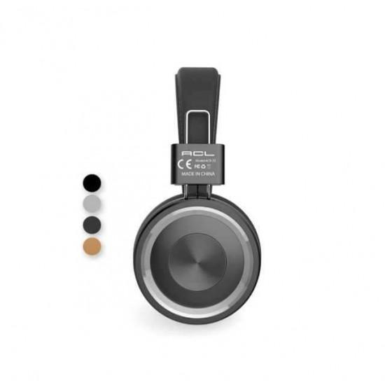ACB-15 WarmSound Kablosuz Kulaküstü Bluetooth Kulaklık TF Hafıza Kartı Girişli Büyük Tip Bluetooth