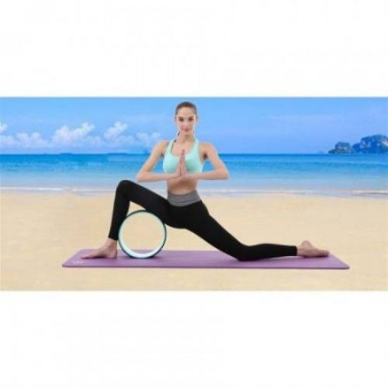 Cosfer CSF108SY Pilates ve Yoga Wheel Balance Pilates Yoga Tekerleği